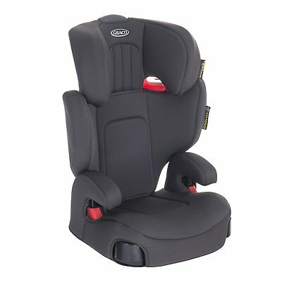 NEW Graco Assure Group 2/3 Highback Booster Car Seat With Harness - Midnight Gre