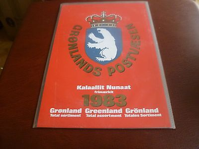 Greenland 1983 Yearbook