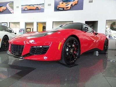 2017 Lotus Evora  FINANCING * TRADE-INS ACCEPTED * WORLDWIDE SHIPPING