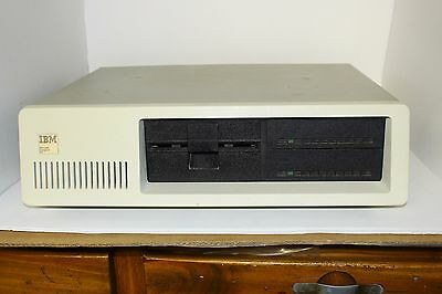Vintage IBM 5150 PC Personal Computer w/ MS-DOS 4.01 and 30MB Hard Drive