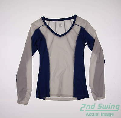 New Womens Tail Long Sleeve V-Neck X-Small XS Multi MSRP $59