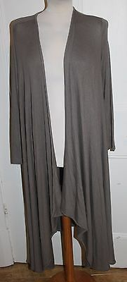 Mocha Join Clothes Long Sleeve Duster Cardigan - One Size and BNWOT