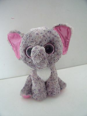 "Ty Beanie Baby Specks The Elephant  10"" Tall  Beanie Boos"