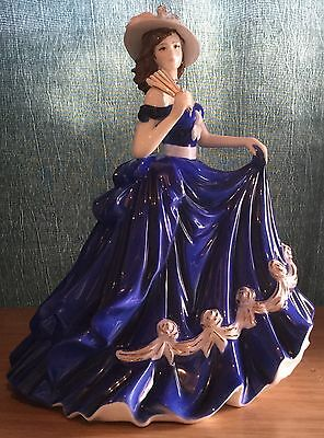 Coalport Classic Elegance Afternoon Stroll Figurine Limited Edition
