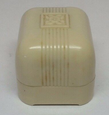 Vintage Art Deco Celluloid Ring Box
