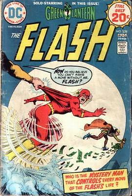 Flash 228- 1st Series from 1974