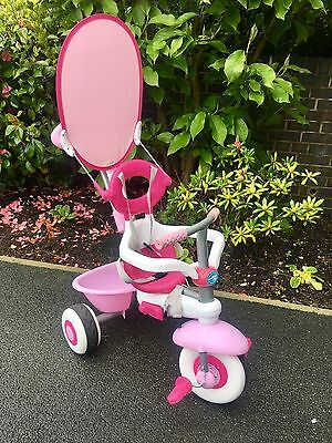 Smart Trike Pink (all original parts included)