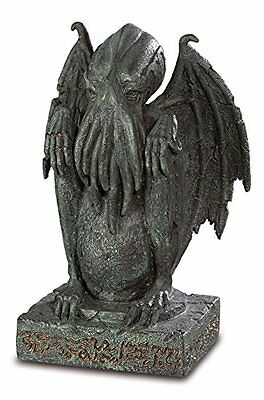 CTHULHU Collectable Figurine Statue Lovecraft Gothic Horror