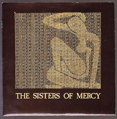 The Sisters Of Mercy Disco 45 Giri Alice B/w Floorshow Merciful Release Mr 015