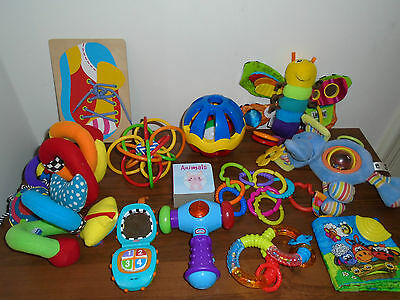 Bundle Baby Toddler Activity Sensory First Toys Boy Girl