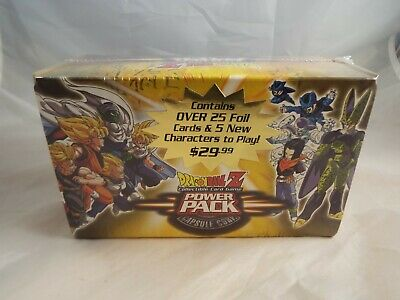 Dragonball Z Power Pack Capsule Corp Ii Retail Box