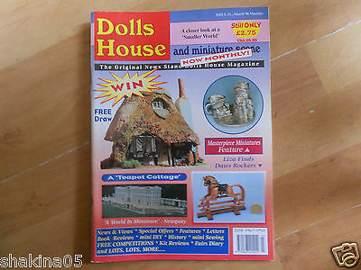 Dolls House and Miniature Scene Issue 21