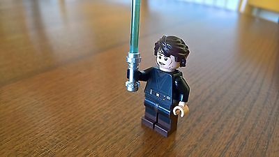 Lego Star Wars Mini Figure Anakin Skywalker From Set 75038