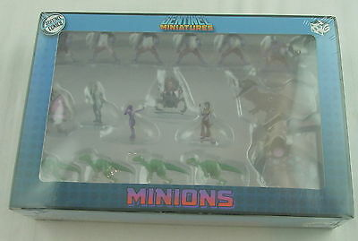 Sentinel Tactics Flames of Freedom/Uprising PAINTED Miniatures Set SMIN-MNON-C