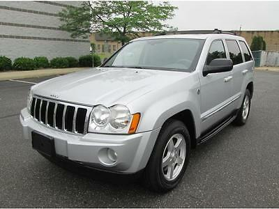 2005 Jeep Grand Cherokee Limited 2005 Jeep Grand Cherokee Limited 4WD Loaded Super Clean Sharp Truck Must See