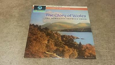 Morriston Orpheus Choir / Welsh Language - The Glory Of Wales Columbia 1962 Ex
