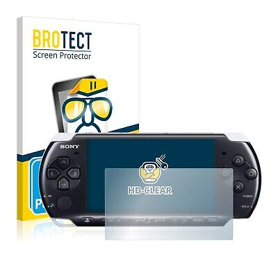 2x BROTECT Screen Protector for Sony PSP 3000 Protection Film