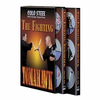Cold Steel VDFT The Fighting Tomahawk DVD DVD