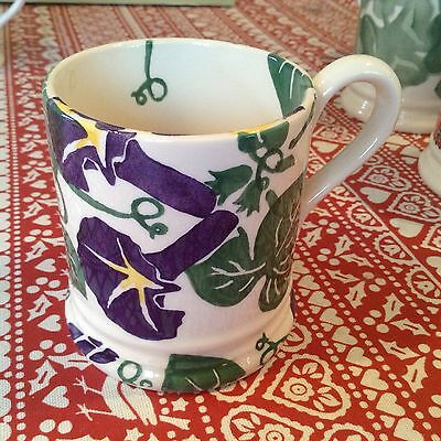 Emma Bridgewater Morning Glory 0.5pt Mug New Rerun