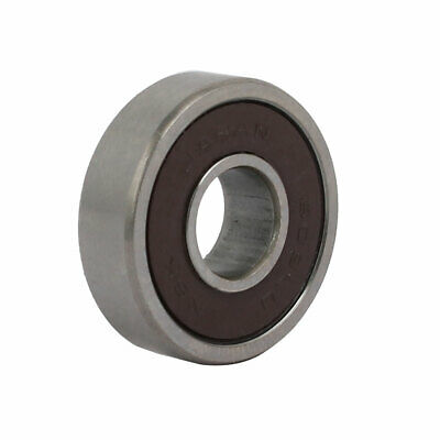 24mmx9mmx7mm Metal Double Rubber Sealed Deep Groove Ball Bearing