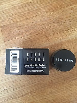 Bobbi Brown Black Gel Eyeliner BRAND NEW