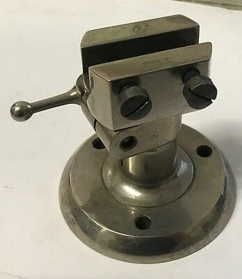 Peerless Watchmakers Lathe Bed Stand Watch Making Tools 006