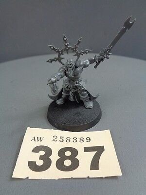 Warhammer Age of Sigmar Warriors Of Chaos Lord Sorcerer Hero 387