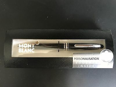 Mont Blanc Meisterstuck Classique Platrinum Line mechanical pencil