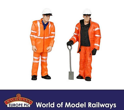 Bachmann 22-164 Trackside Workers B Figures G Scale