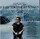 "2CD BRUCE DICKINSON ""THE BEST OF"". Neuf et scellé"