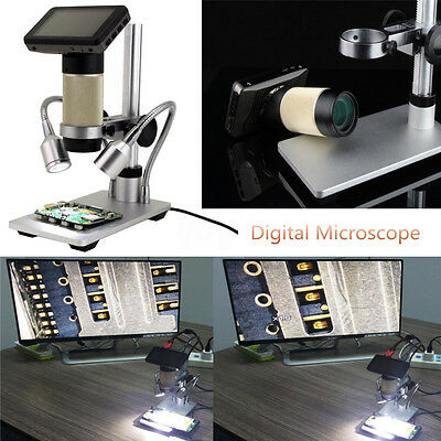 PCB Andonstar HDMI USB Digital Microscope Long Working Distance Soldering Repair