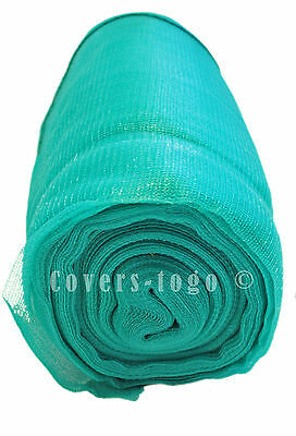 3M X 20M Green Debris Netting Scaffold Garden Net Privacy Screen Crop Windbreak