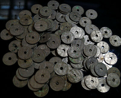 Lot, Greece - 10 Lepta 1912, 116 Coins - FREE SHIPPING !!!