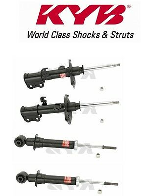 KYB Excel-G Front Suspension Struts /& Rear Shock Absorbers Kit For Toyota Celica Supra 1982-1986 NEW