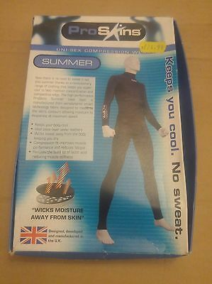 Motorcycle Proskins, Long Sleeve Base Layers. Compression Wear. No Sweat X-Small