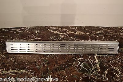 Stainless steel linear floor drain grate complete basin and shower grate 900mm A