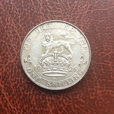 George V.500 Silver Shilling Coin 1926