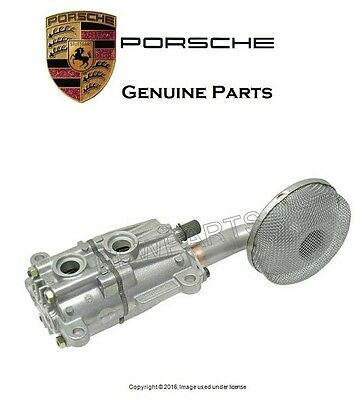 Porsche 911 S Carrera Turbo 65-89 Oil Pump Genuine Brand New 911 107 008 05