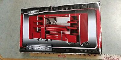 Snap On Tools SSX2807-R 1:10 scale EPIQ Series Toolbox Die-Cast