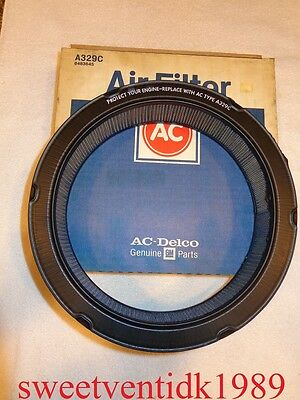 'NOS' AC Air Filter A329C........Corvette 1970-1974.........#6483645