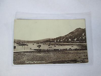 Postcard of East Bay, Tighnabruaich CS31 RP posted 1920