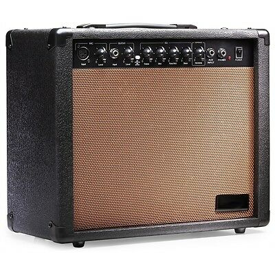 Rocket 40W RMS Acoustic Guitar Amplifier