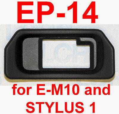 GENUINE OLYMPUS Eye-Piece EP-14 (for E-M10 and STYLUS 1. Also fits E-M5) - NEW