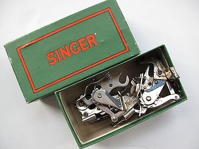SINGER SEWING MACHINE PARTS Lot A