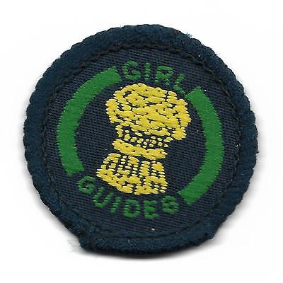 Girl Guides Farmer Guide  Badge
