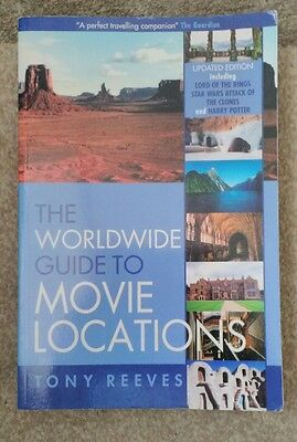The Worldwide Guide to Movie Locations by Tony Reeves (Paperback book , 2003)