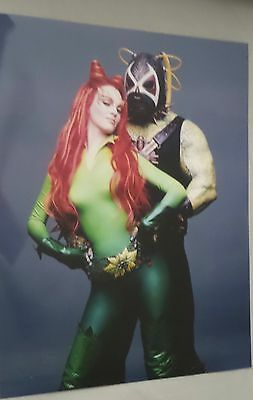 Uma Thurman Poison Ivy  Vintage 8X10 Photo Photograph #504 Batman & Robin