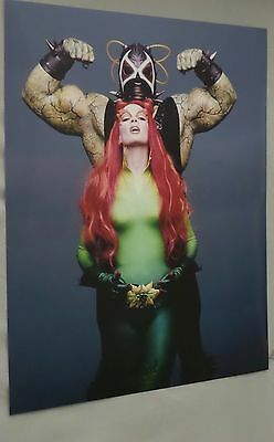 Uma Thurman Poison Ivy  Vintage 8X10 Photo Photograph #551 Batman & Robin