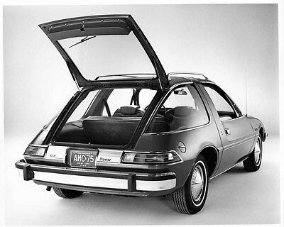 1975 AMC Pacer DL Factory Photo ae2941