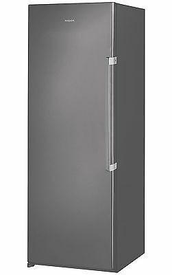 Hotpoint UH6F1CG Frost Free Tall Freezer - Freestanding - Graphite. From Argos